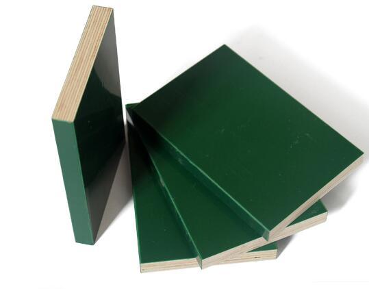 覆塑建筑模板产品介绍及优势