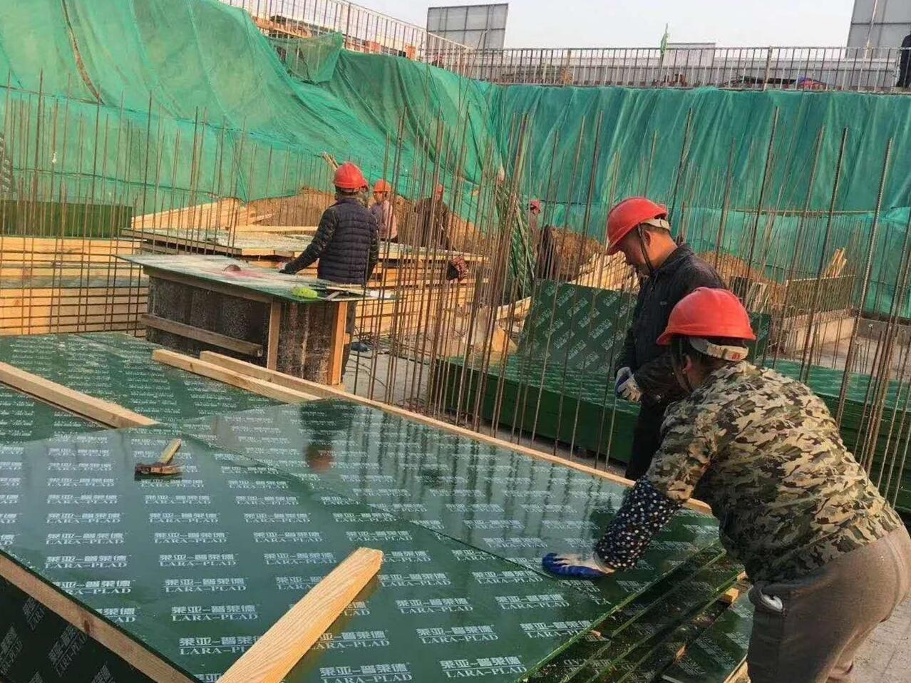 莱亚普莱德钢化膜塑面建筑模板代理商管理制度